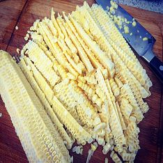 August Sweet Corn