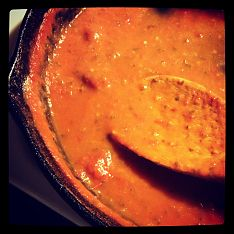 Late-Summer Tomato Sauce